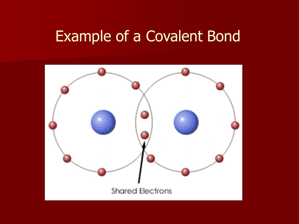 Molecular Bonding Unit 5 Covalent Bonds Sharing Pairs Of Electrons