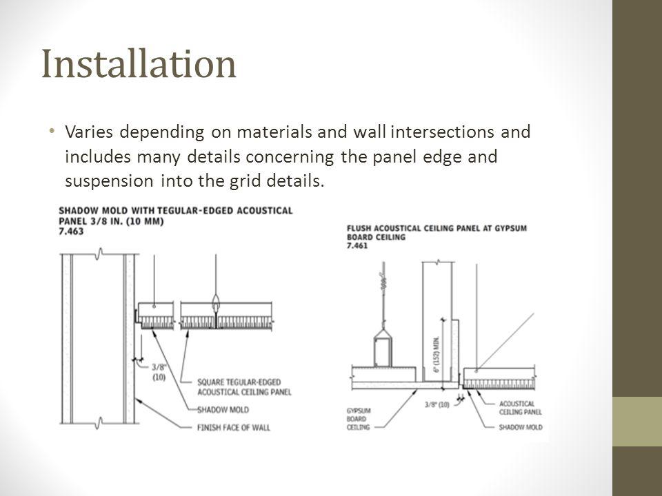 Acoustical Ceilings Laura Varjabedian Id206 Acoustics