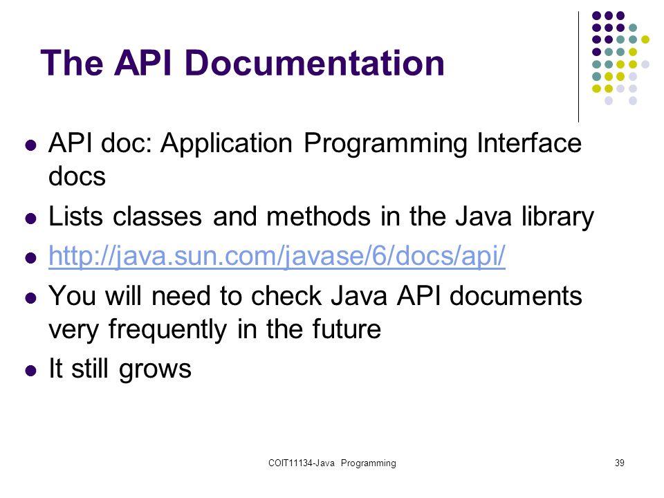 Java Programming Week 1: Java Fundamental Revision (Text book: ch1