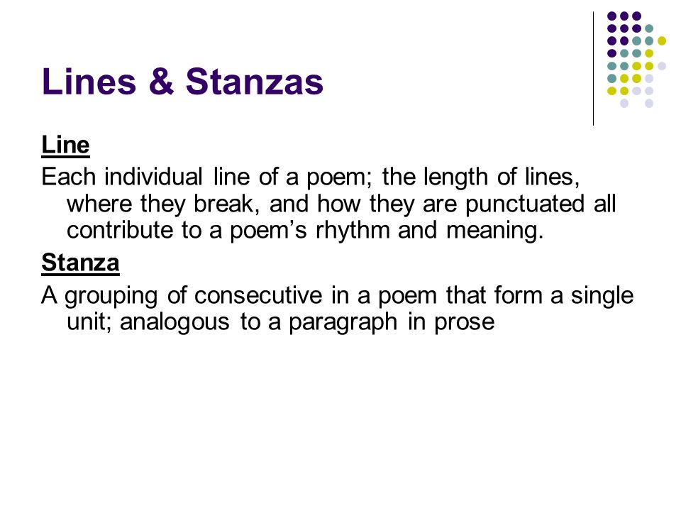 Poetry Terms English I G/T Poetry A highly charged form of literature in  which every word is packed with meaning. It has a musical quality. - ppt  download
