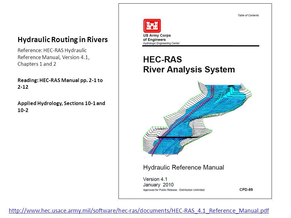 Hydrology And Hydraulic Systems Pdf