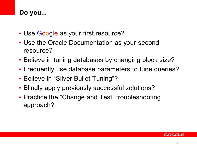 Oracle Database Performance Secrets Finally Revealed Greg Rahn