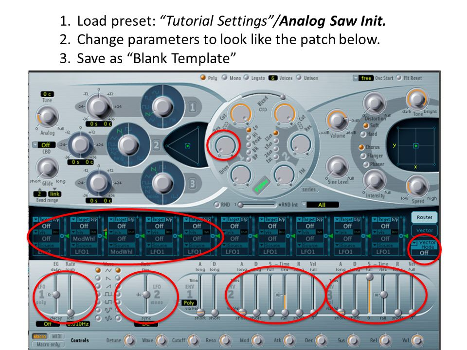 Acoustic Theory 3 Sound Creation and Manipulation  - ppt download