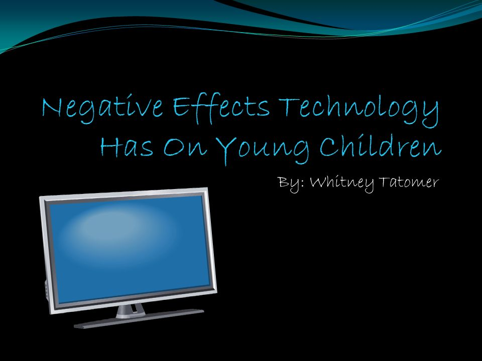 negative effects of watching tv