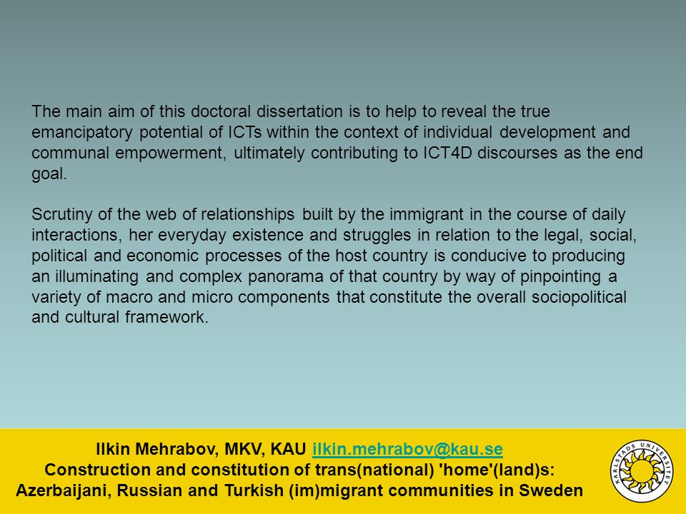 Construction and constitution of trans(national) 'home'(land)s