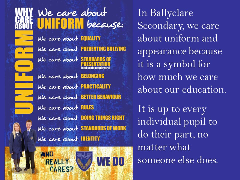 We Do You May Have Seen This Poster Around School And Wondered Why