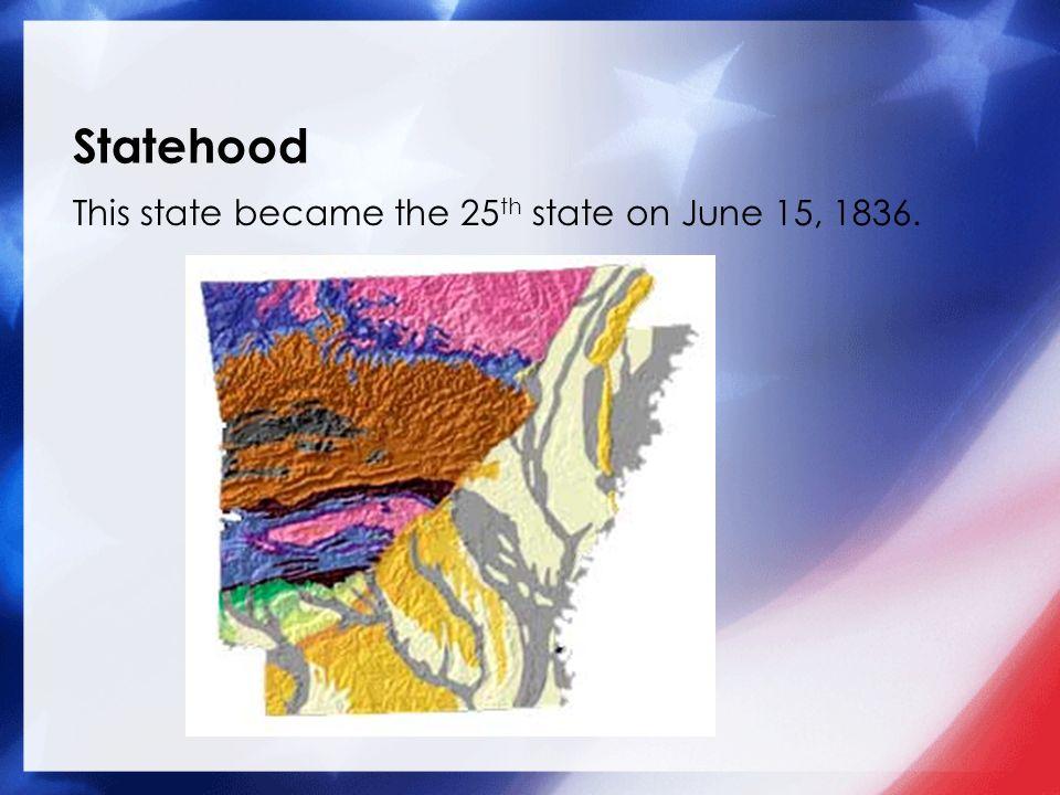 Erica 04 05 13 Our 50 States Arkansas Symbols Of The