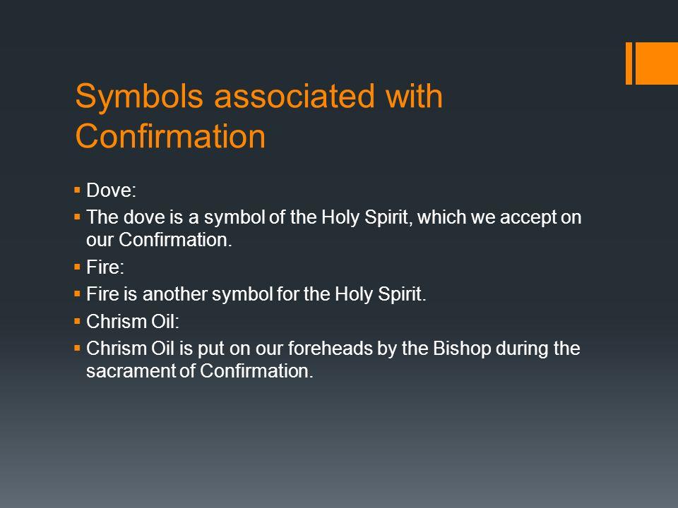 Confirmation Harrison Daniel James Mayfield Scriptural Roots