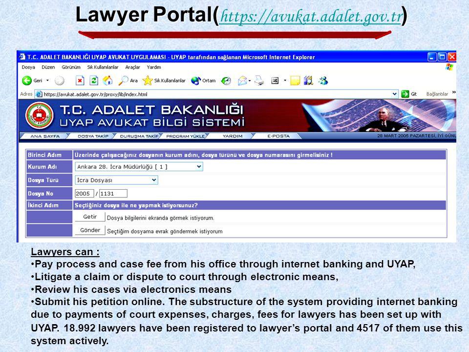 national judiciary informatics system