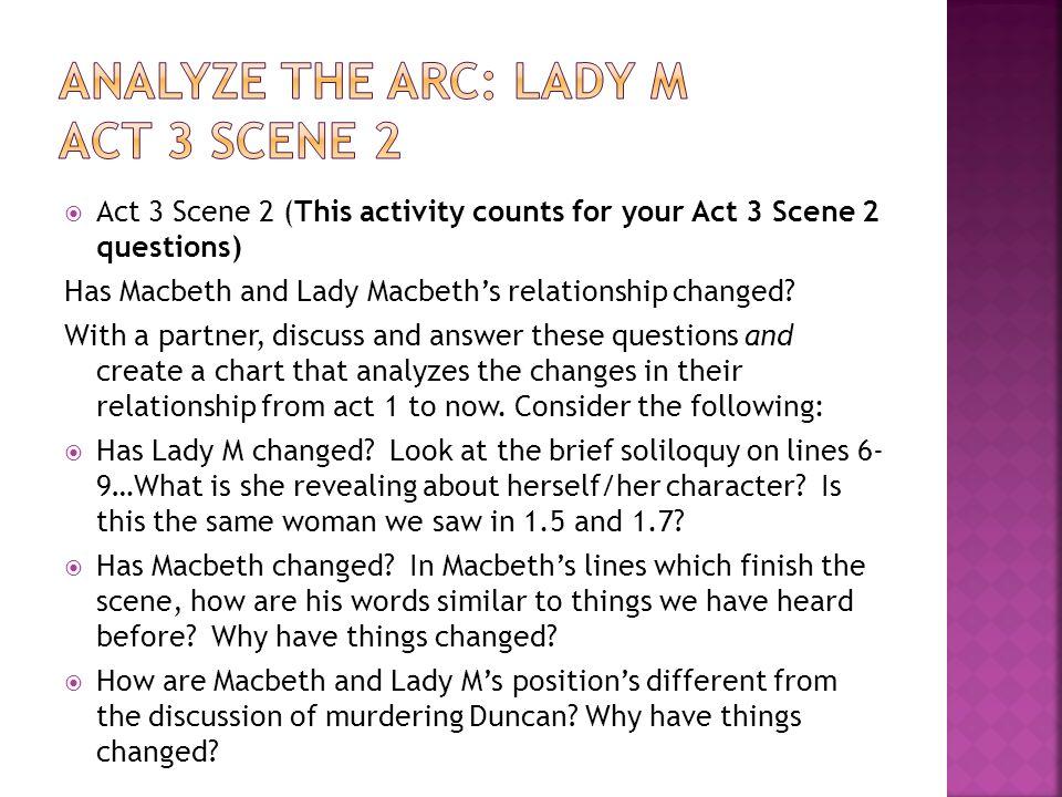 macbeth and lady macbeth relationship