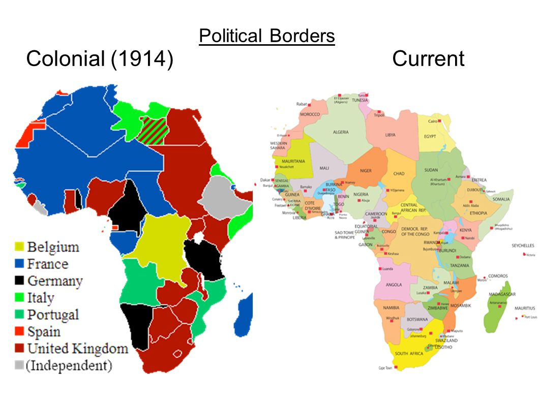 Berlin Conference Africa Colonization Map.The Berlin Conference Greetings The Berlin Conference Was