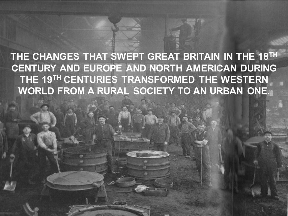 agricultural revolution 1800s
