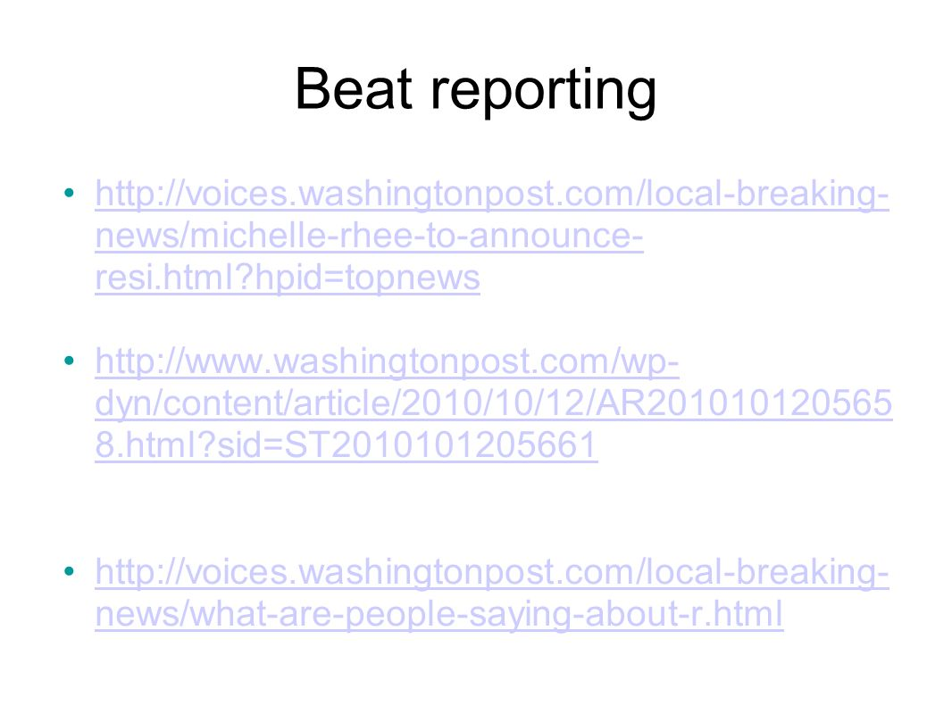 beat reporting news michelle rhee to announce resi html hpid