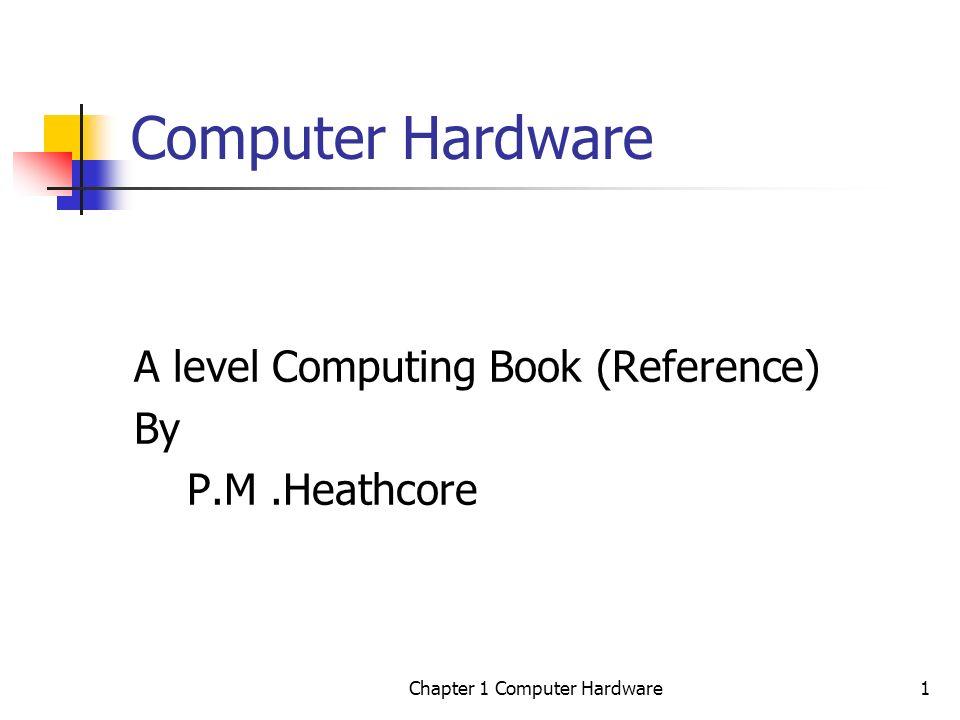 A Level Computing Book