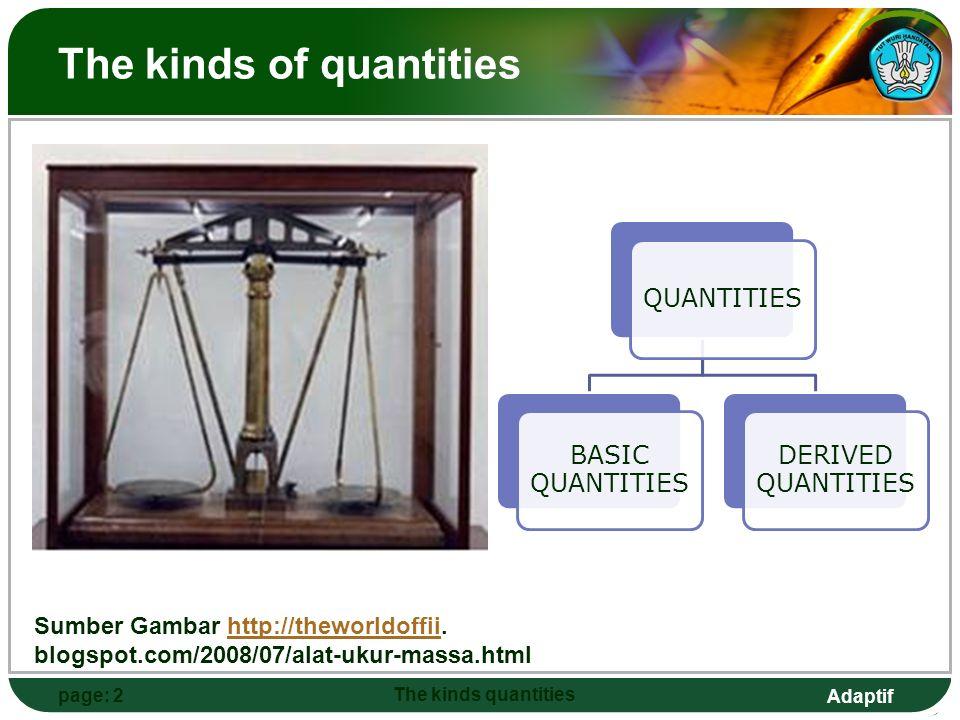 Quantities unit and measurement quantities and unit sumber gambar 7 2 adaptif ccuart Images
