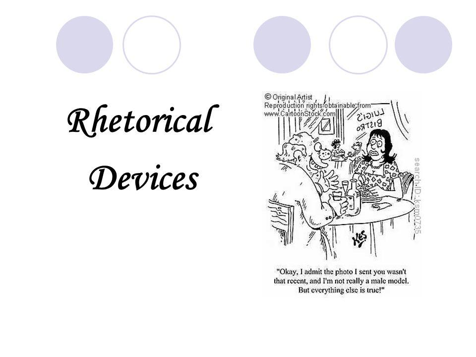 rhetorical skills definition
