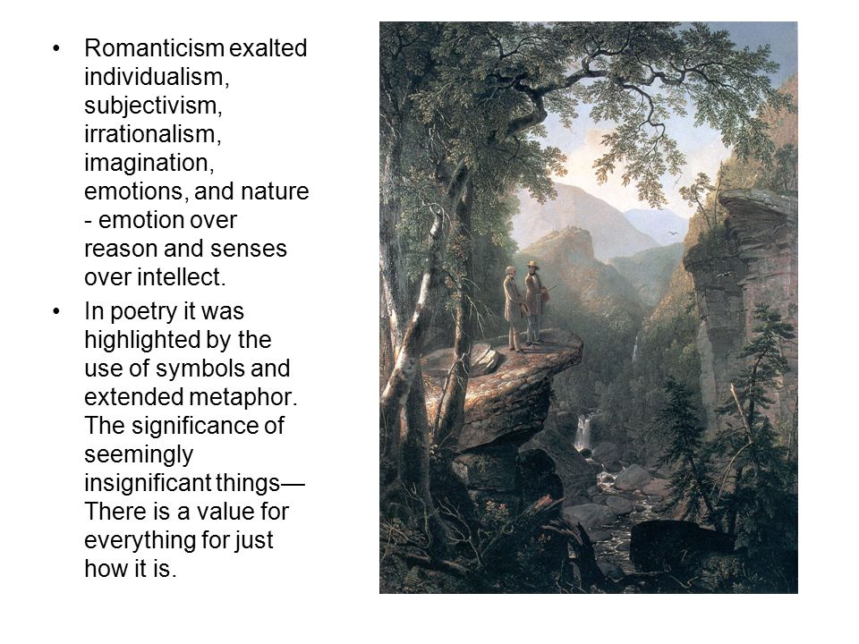 significance of romanticism