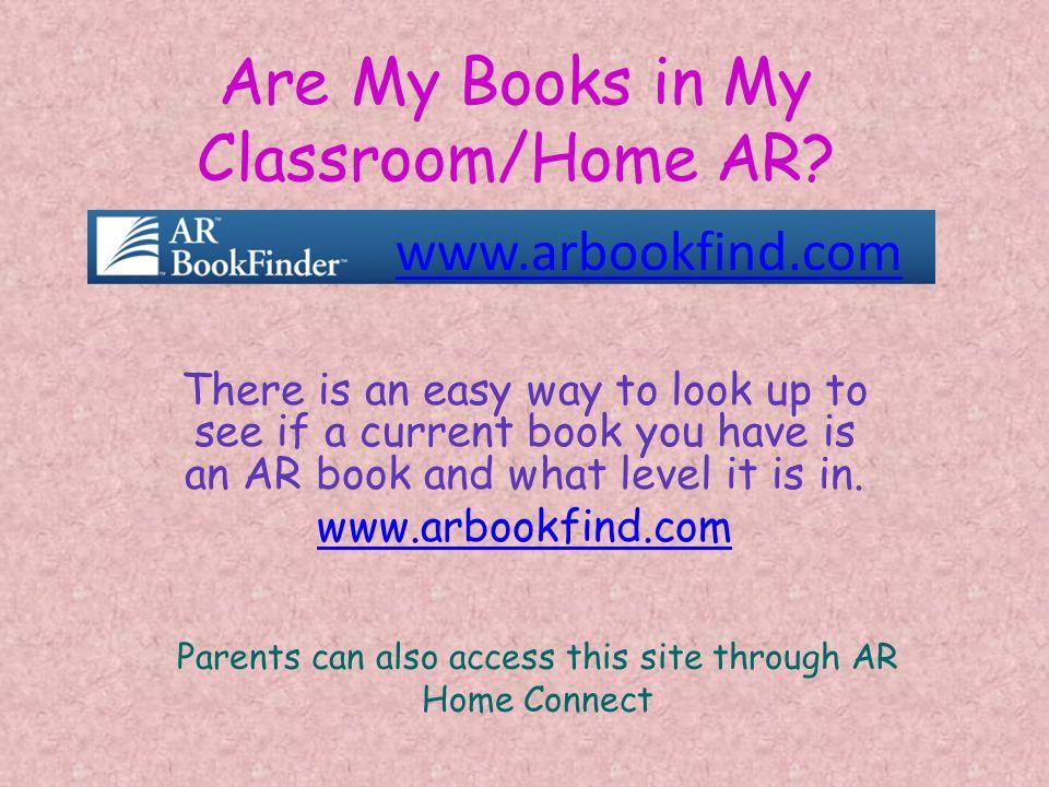 Renaissance Enterprise Access To All Ar Quizzes Students And Parents