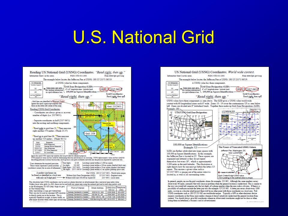 Standardized Fire Maps Randy Knippel Dan Castaneda Dakota