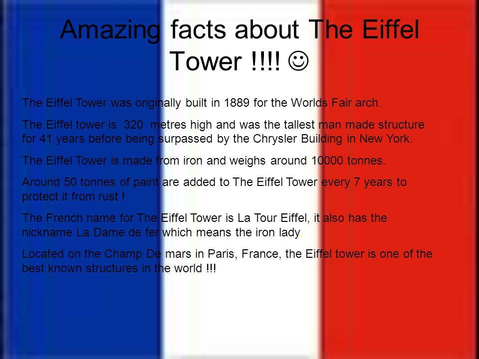 Paris powerpoint template.