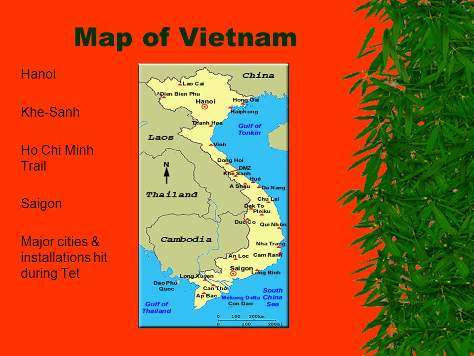 Lai Khe Vietnam Map.Objectives Locate Vietnam On A Map Locate The Capitals Of North And