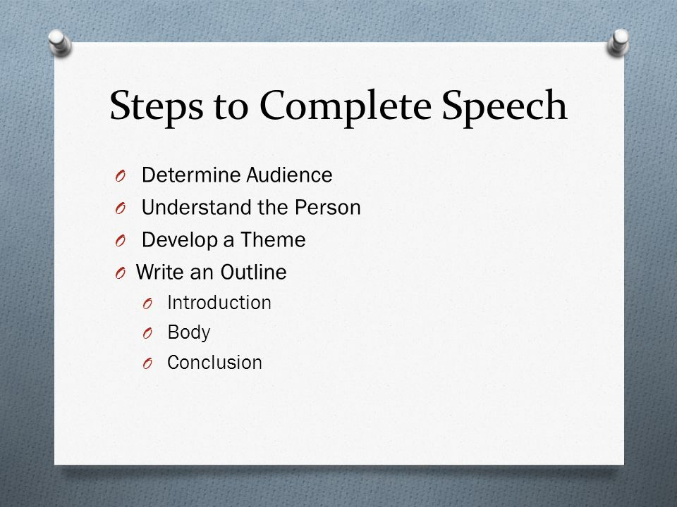 how to write a good speech intro