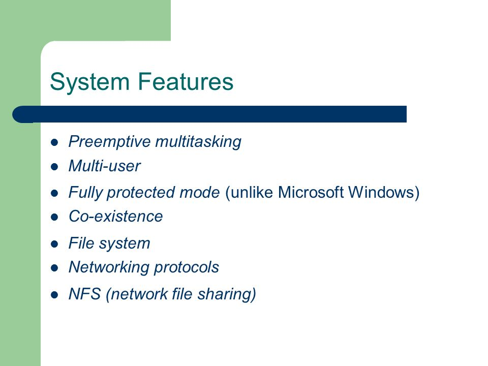 A Study on Linux Operating System Ying Jiang ID: ppt download
