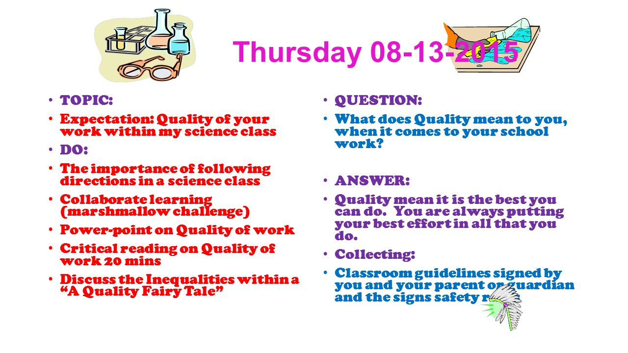 Warm-ups Fall Wednesday TOPIC: Classroom Guidelines for 9 th grade