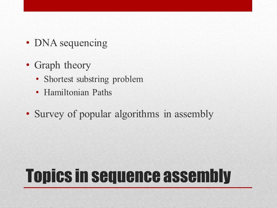 EB3233 Bioinformatics Introduction to Bioinformatics  - ppt download