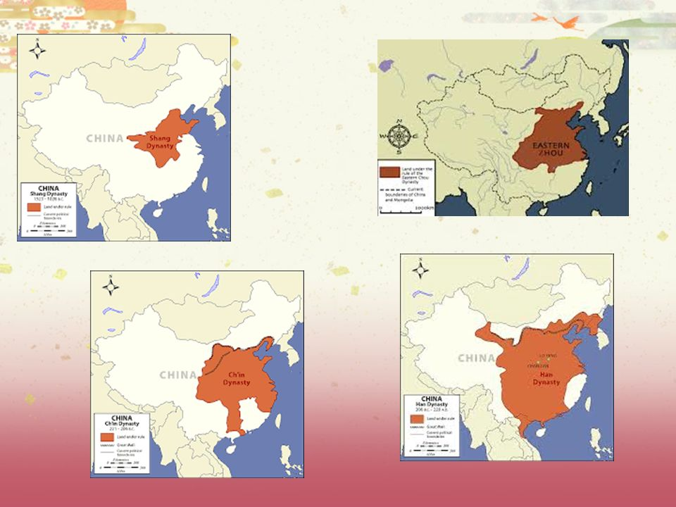 The Han Dynasty of China: A Chinese Golden Age (206 BCE-220 CE) ©