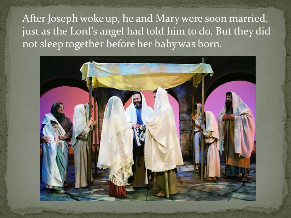 This Is How Jesus Christ Was Born A Young Woman Named Mary Was