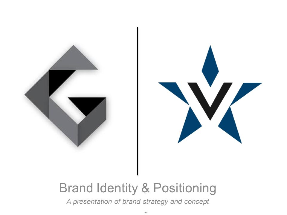 Brand Identity & Positioning A presentation of brand