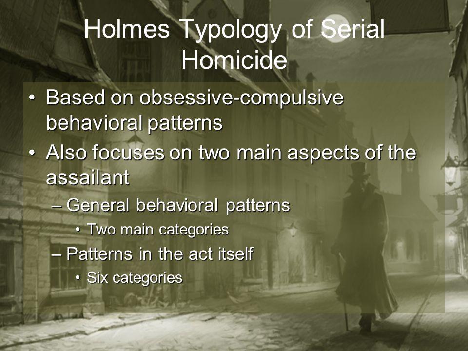 Serial Crime Psychology 1  Serial Crime Many definitionsMany