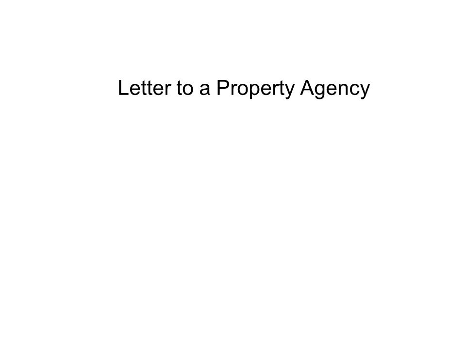 Letter to a property agency format of a formal letter flat b 5f 1 letter thecheapjerseys Choice Image