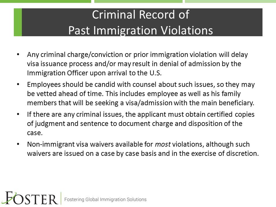 Stephanie Paver, Senior Attorney U S  Visa and Immigration Processes