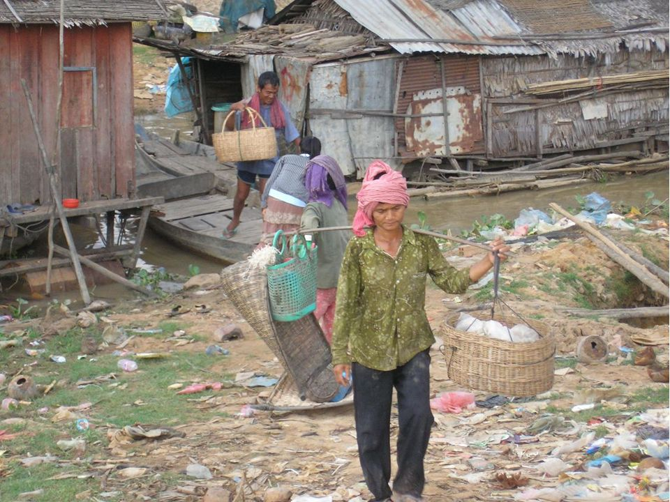 Poverty A slideshow of living conditions in some of the