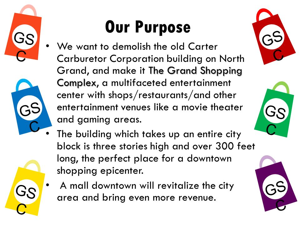 Reforming The Old Carter Carburetor Factory The Grand Shopping