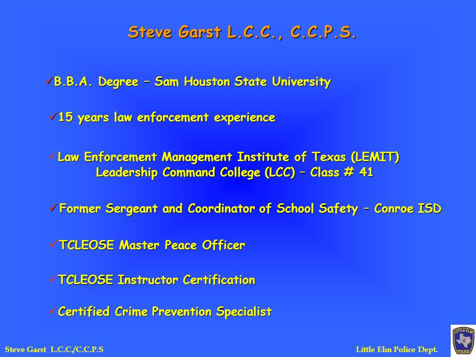 crime prevention through environmental design assignment Crime prevention through environmental design by robert a gardner, cpp as crime rates skyrocket an increasing number of cities are requiring the incorporation of crime prevention features in the design of new building projects.