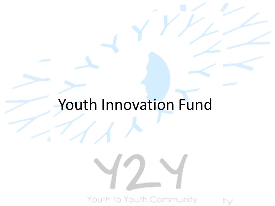 Youth Innovation Fund