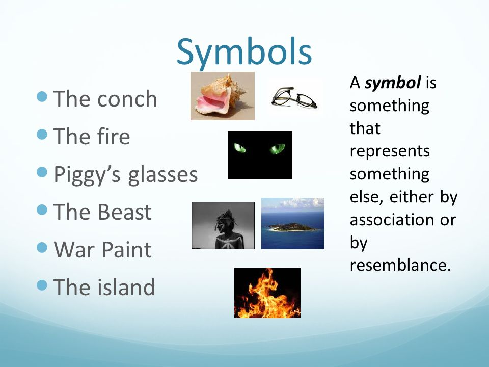 Themes And Symbols In Lord Of The Flies Themestopics The Fall Of