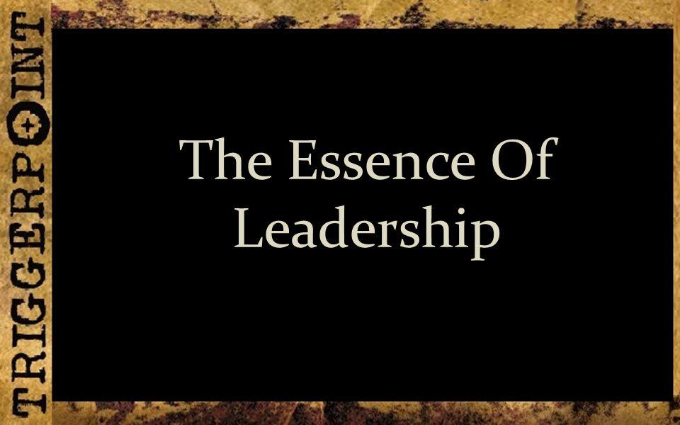 THE ESSENCE OF LEADERSHIP EBOOK