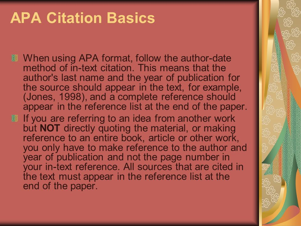 Apa Format English 12 Sections Your Essay Should Include Four Major