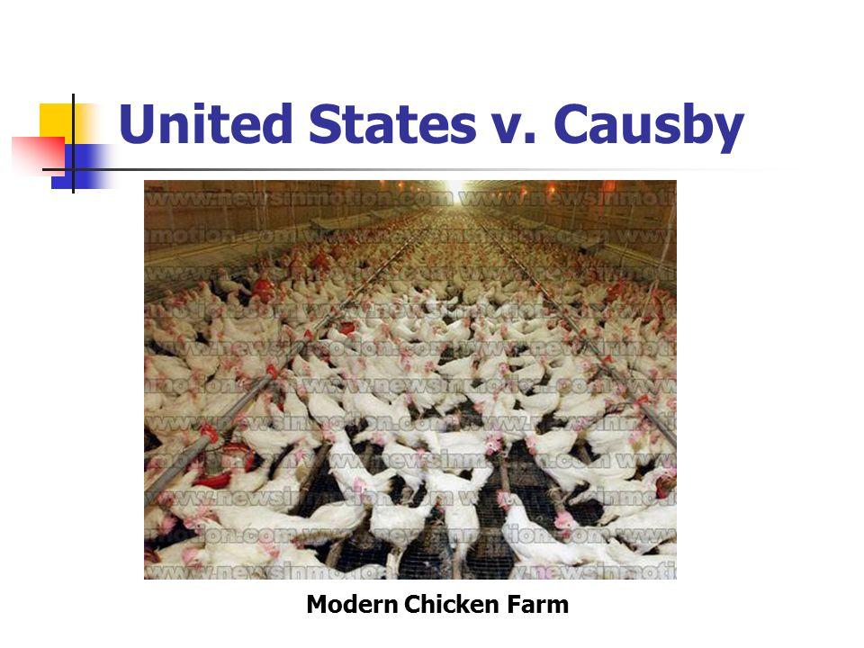 united states v causby