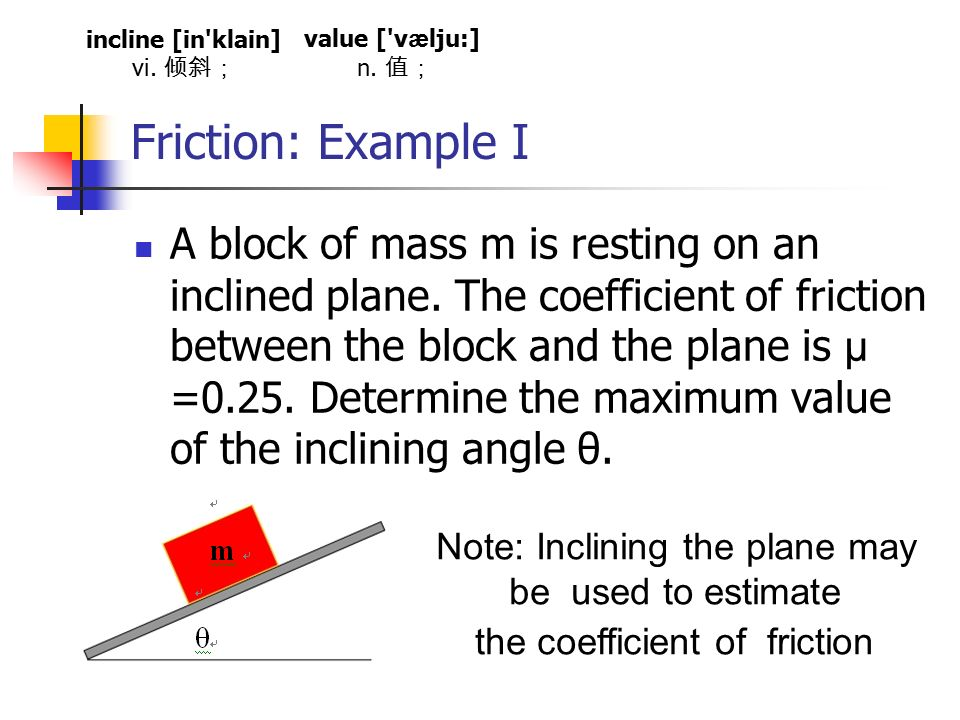 Dry friction examples assignment help dry friction examples.