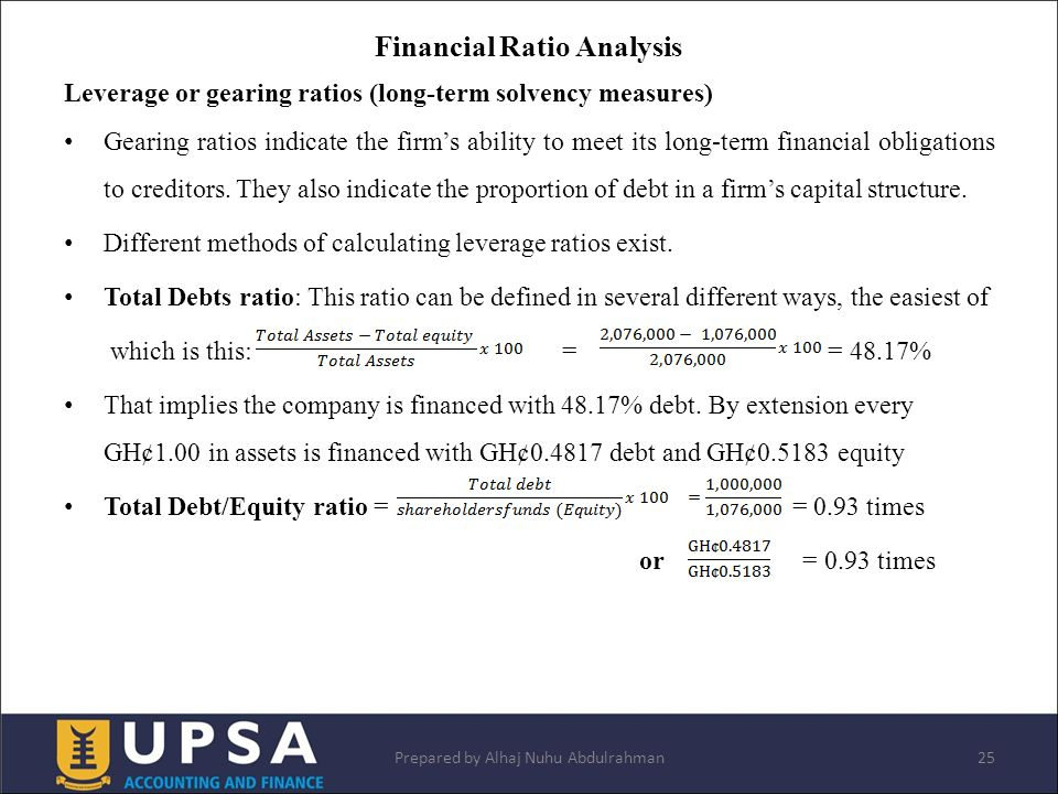 chapter 2 financial statements and corporate taxes description of