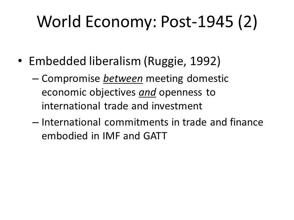 embedded economy definition