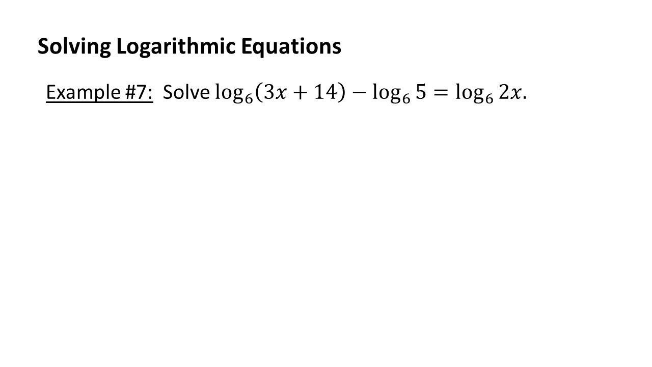 Worksheets Solving Exponential And Logarithmic Equations Worksheet skill 17 solving logarithmic and exponential equations ppt download 15 equations
