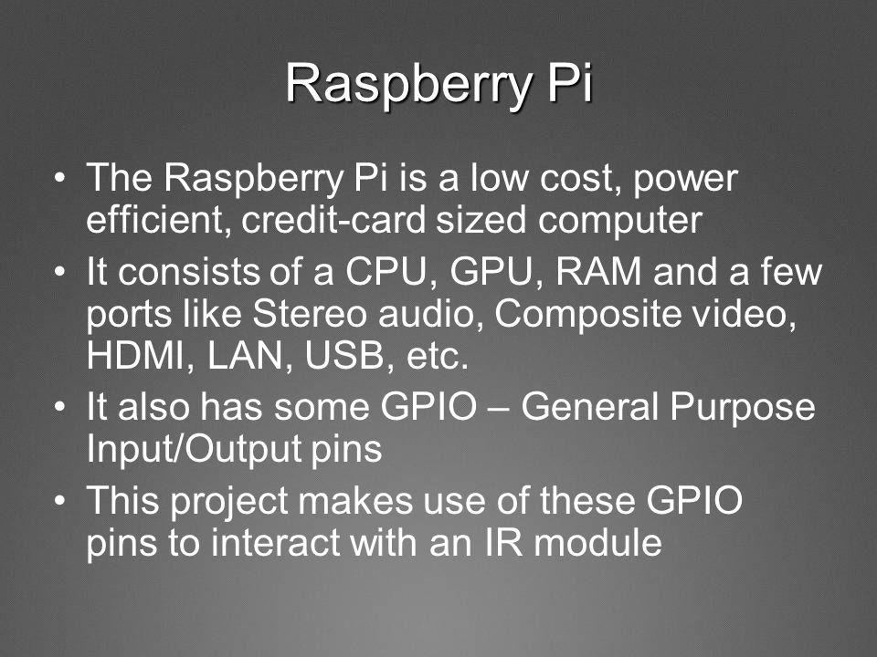 Raspberry Pi Music Visualizer Hdmi
