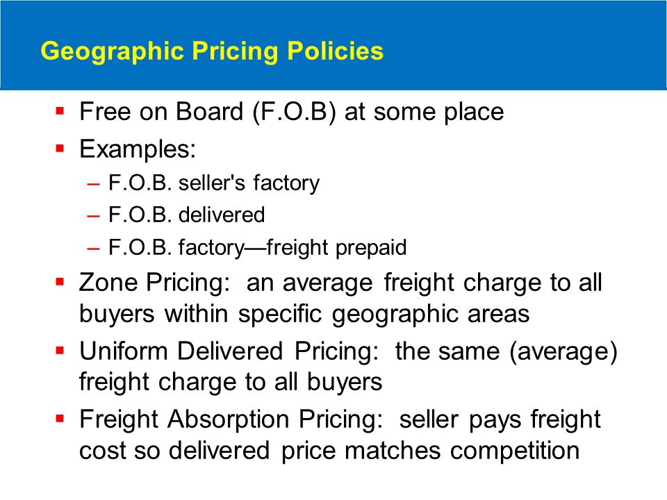 absorption pricing example