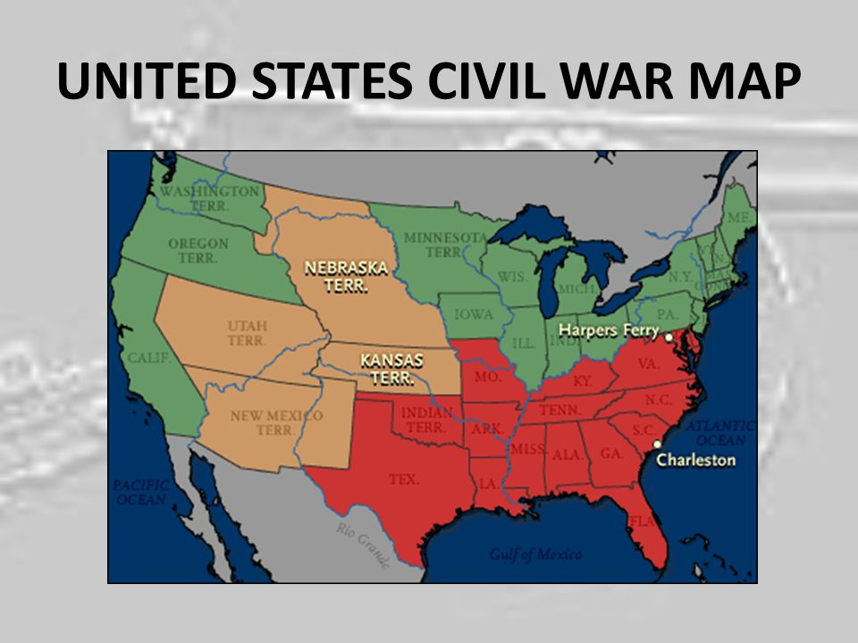Civil War Unit SD Standard: 5.US.2.3 Essential Question ...